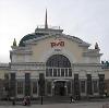 Железнодорожные вокзалы в Шахтерске