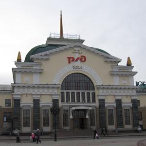 Железнодорожные вокзалы Шахтерска